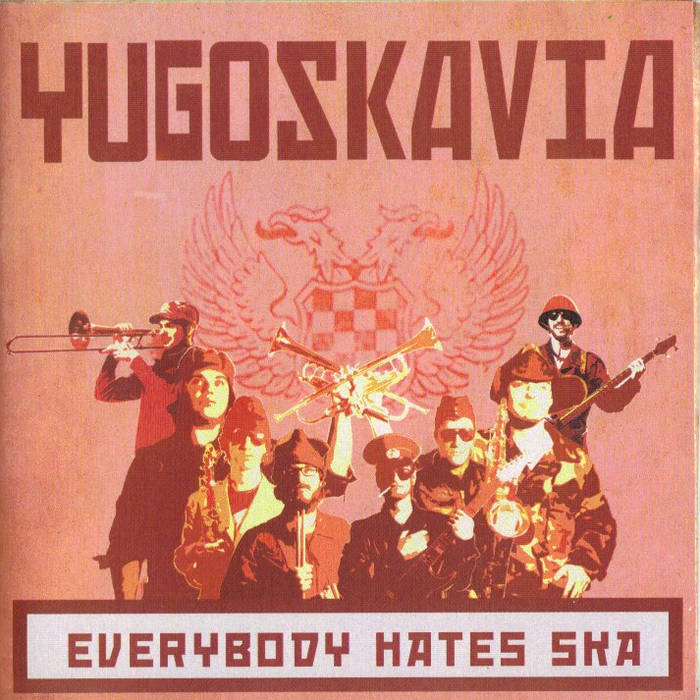 Everybody Hates Ska cover art