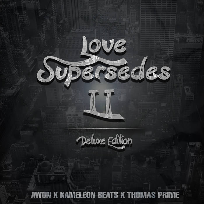 Love Supersedes II (Deluxe Edition) cover art