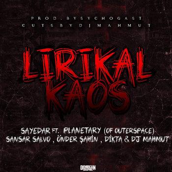 Lirikal Kaos cover art