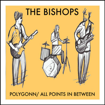 Polygonn/ All Points In Between cover art