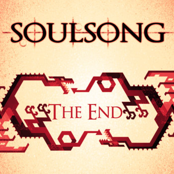 The End cover art
