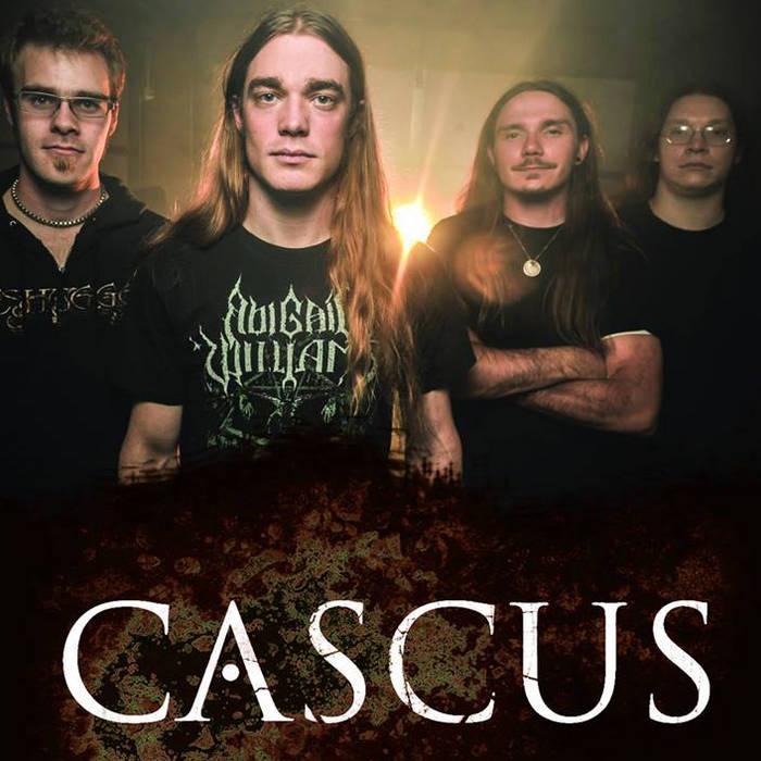 Cascus Self Titled E.P. cover art