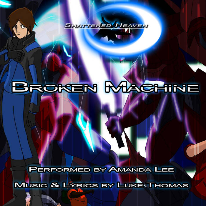 Broken Machine cover art