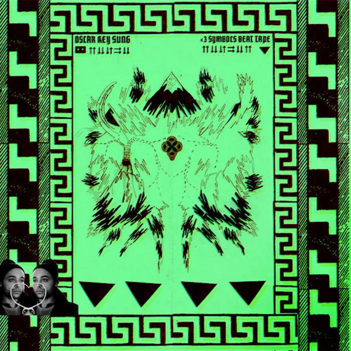 <3 SYMBOLS ~ BEAT TAPE cover art