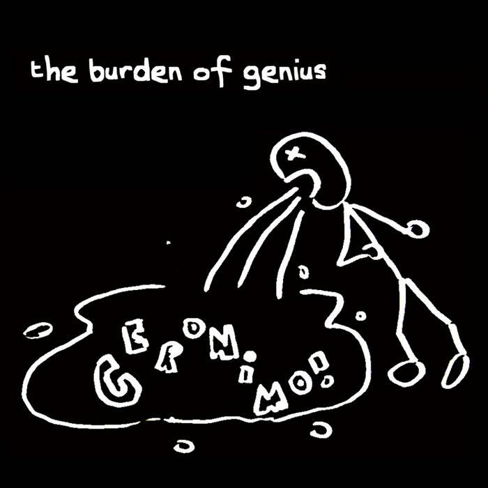 Buzz Yr Girlfriend: Vol 2 - The Burden of Genius cover art