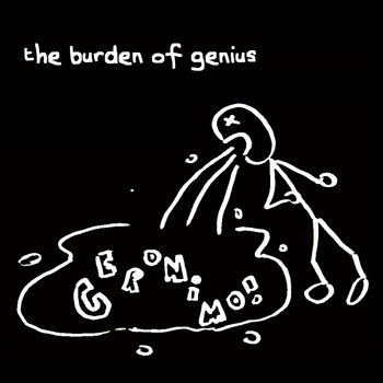 Buzz Yr Girlfriend: Vol 2 - The Burden of Genius cover art