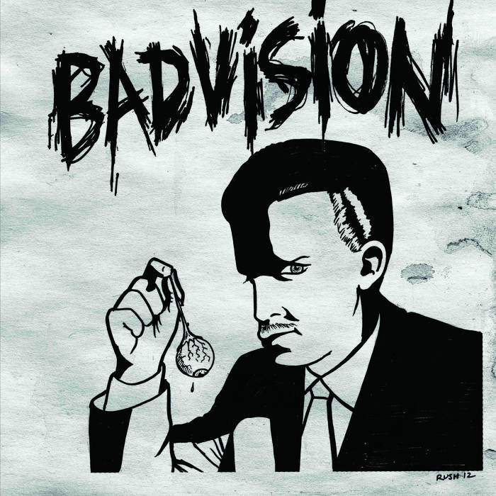 "112/Visions Double A Side 7"" Inch Single cover art"