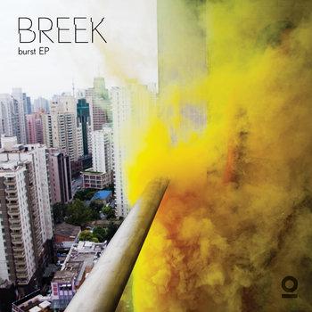 Burst cover art