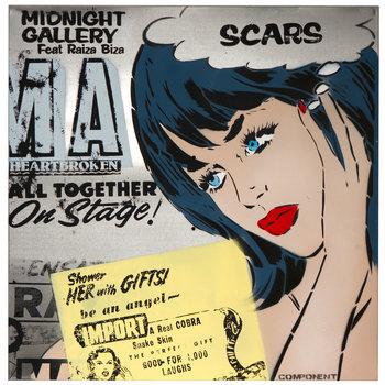 Scars (feat.Raiza Biza) cover art