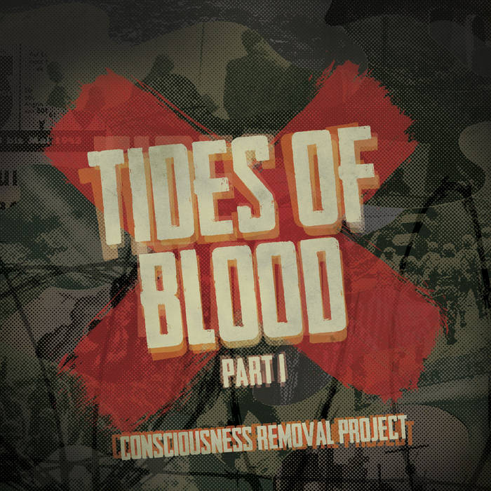 Tides of Blood Pt. 1 cover art