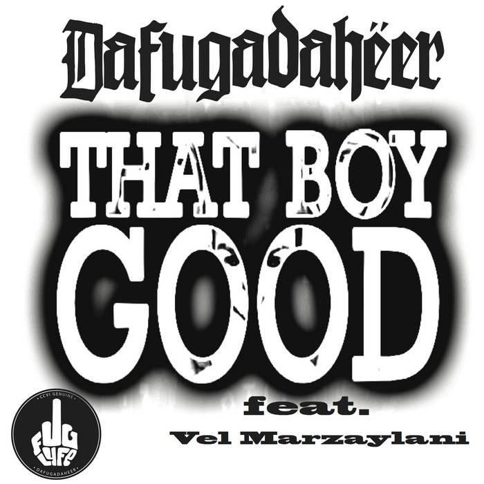 That Boy Good cover art