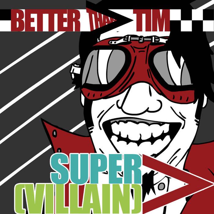 Super(Villain) cover art