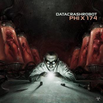 PHI X 174 cover art