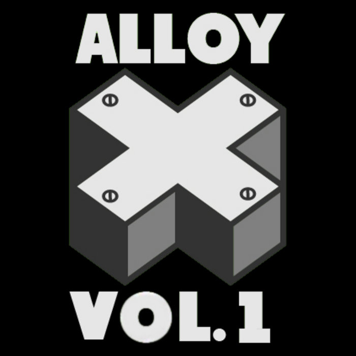 Alloy-X Vol. 1 cover art