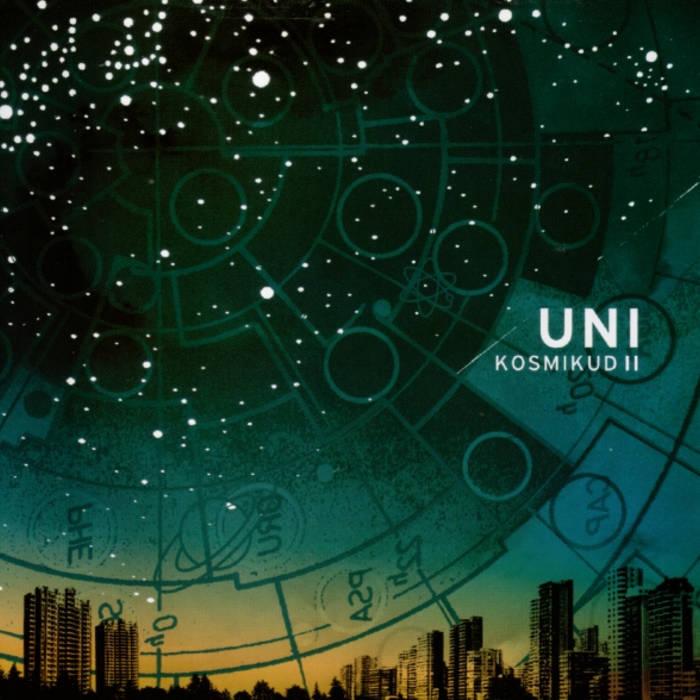 Kosmikud II cover art