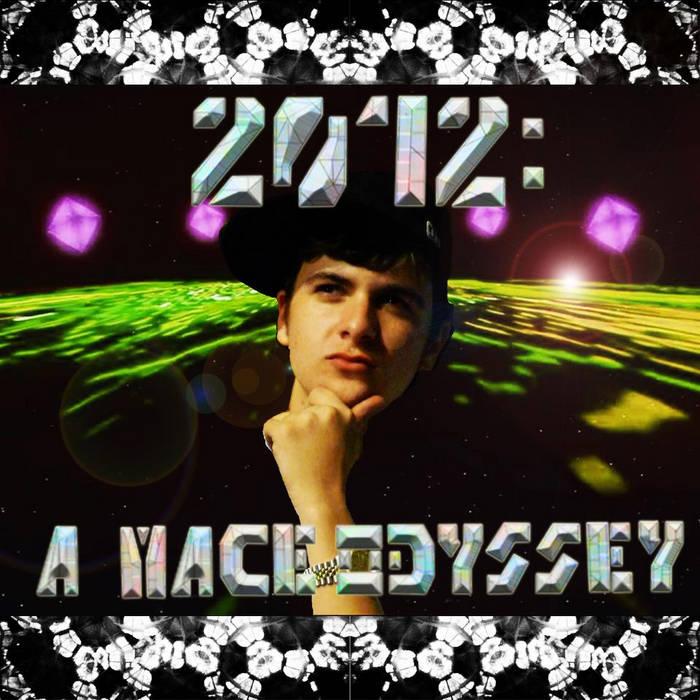 2012: A Mace Odyssey cover art