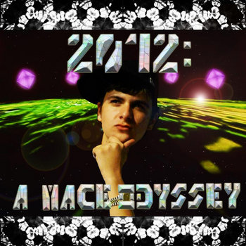 2012: A Mace Odyssey cover art