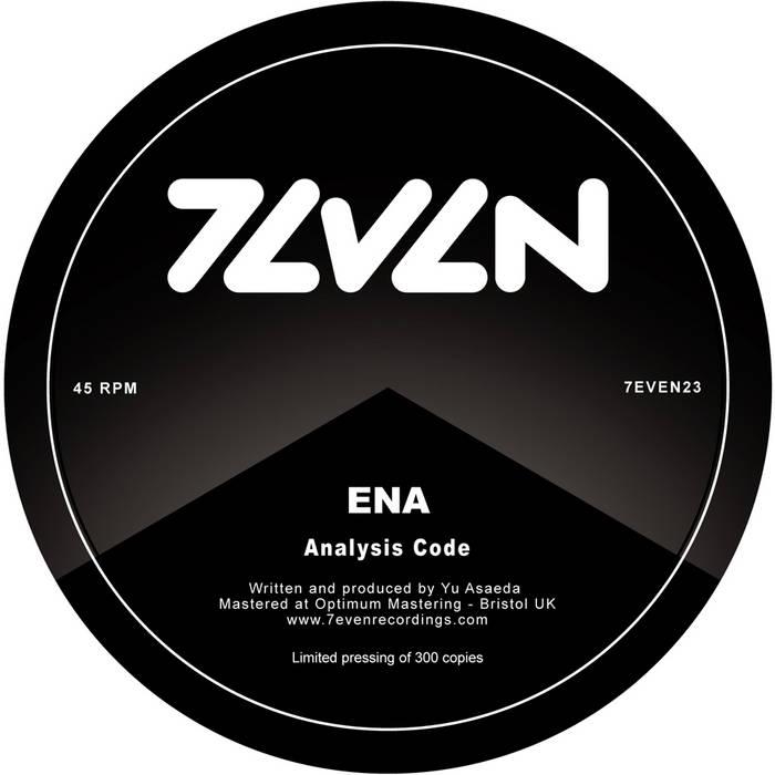 ENA - Analysis Code / Splinter cover art