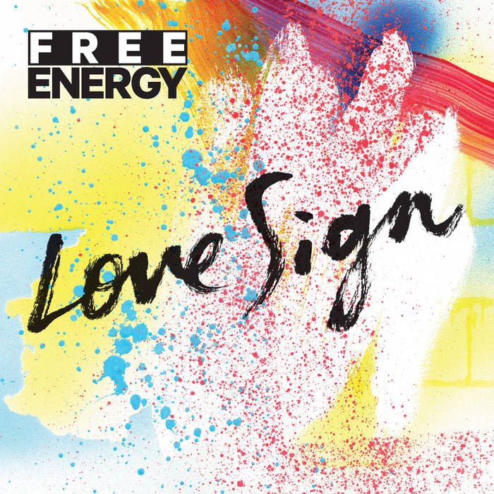 Love Sign cover art