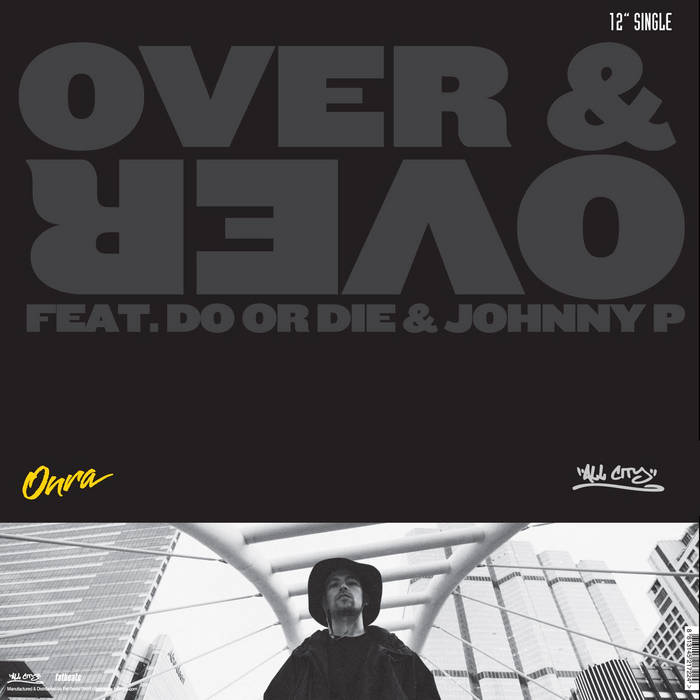 Onra - Over & Over / We Ridin cover art