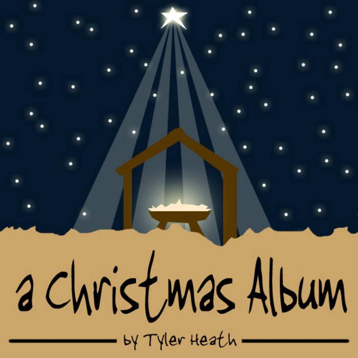 A Christmas Album cover art