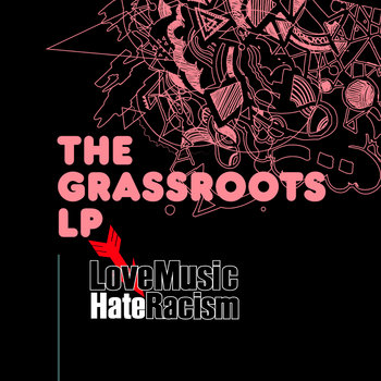 The Grassroots LP cover art