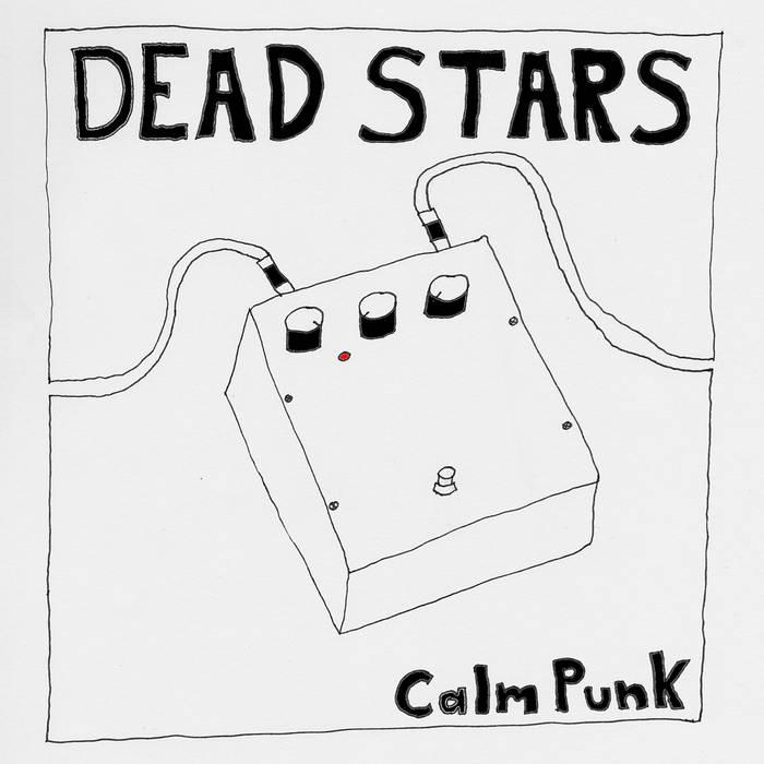 Calm Punk b/w Get Thru cover art