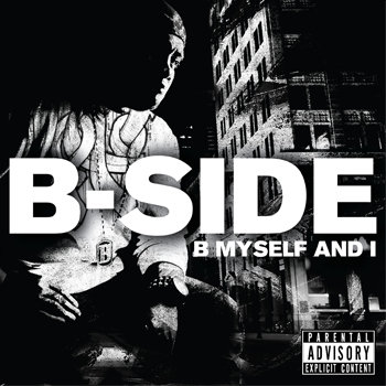 B-SIDE - B MYSELF AND I cover art