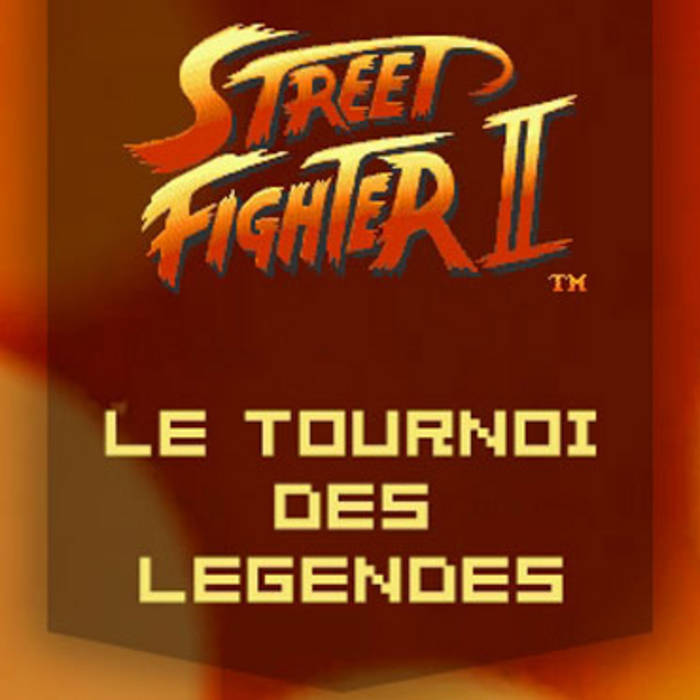Tournoi des Legendes OST cover art