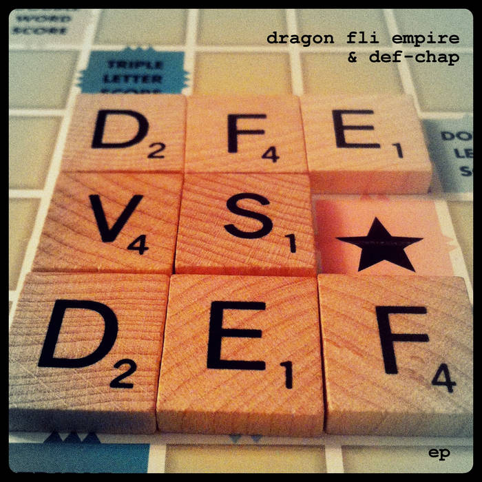 DFE vs DEF - EP cover art