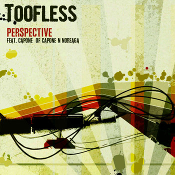 Toofless - Perspective ft. Capone cover art