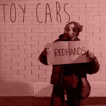 Red Hands EP cover art