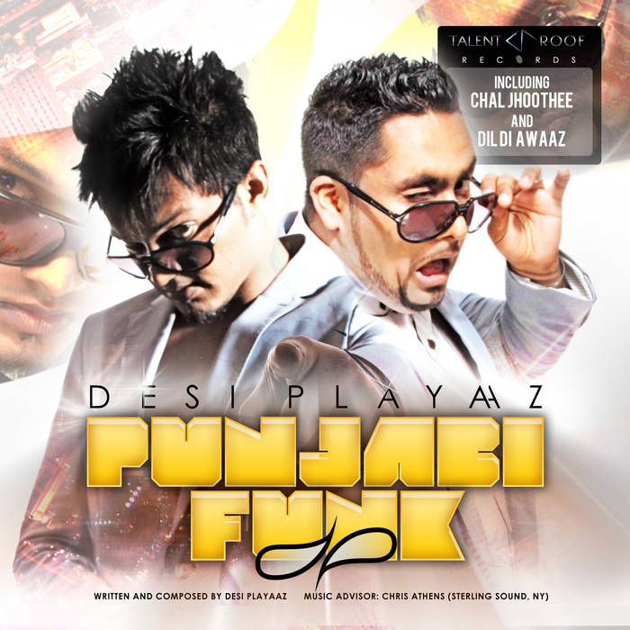 Punjabi Funk cover art
