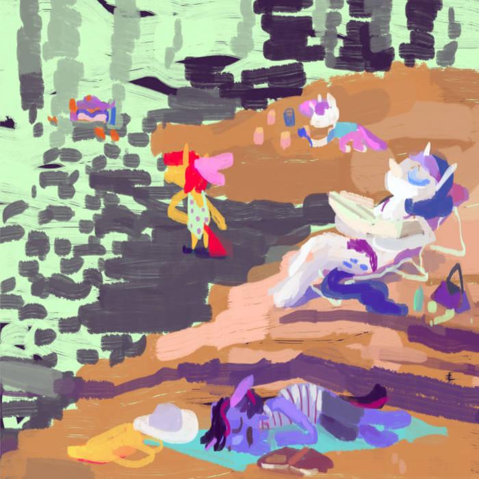 Pony Songs cover art