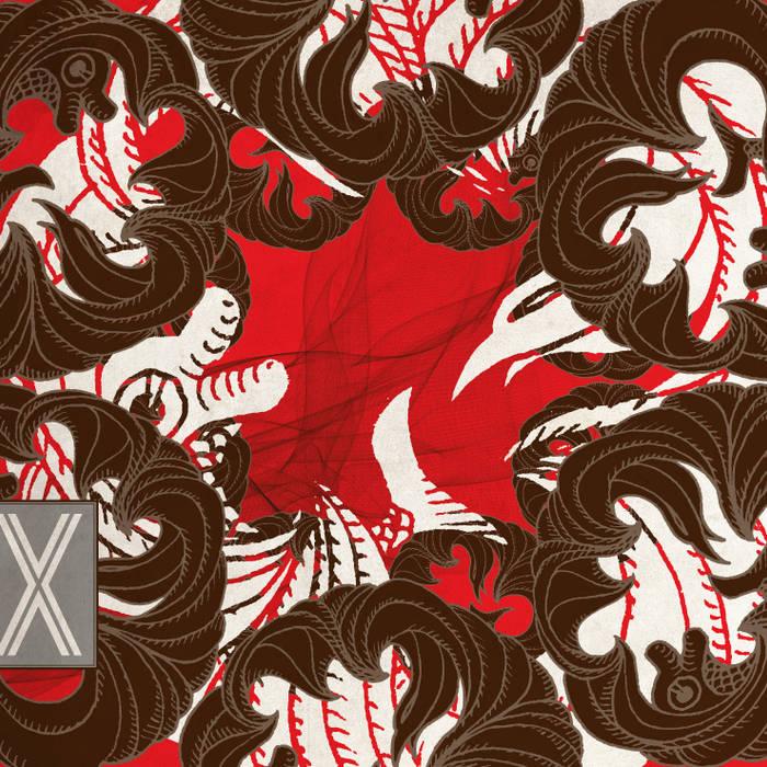 """X"" cover art"