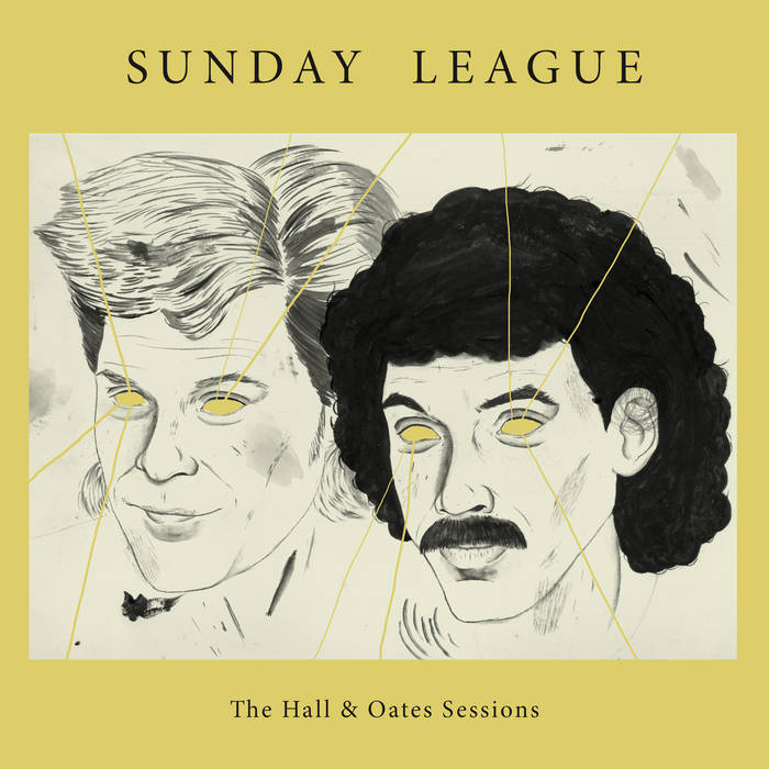 The Hall & Oates Sessions cover art