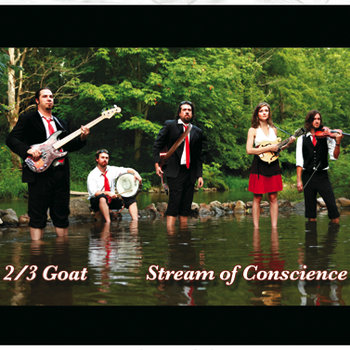 Stream of Conscience cover art