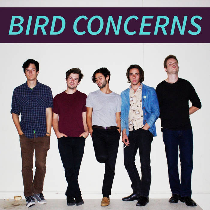 Bird Concerns Ep cover art