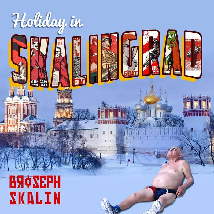 Holiday In Skalingrad cover art