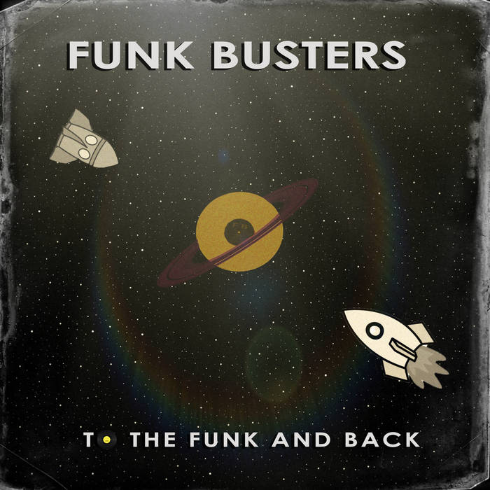 To The Funk And Back EP cover art