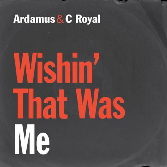 Wishin' That Was Me (single) cover art