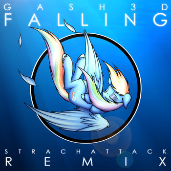 Gash3d - Falling [StrachAttack Remix] cover art