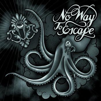 No Way To Escape (EP) cover art