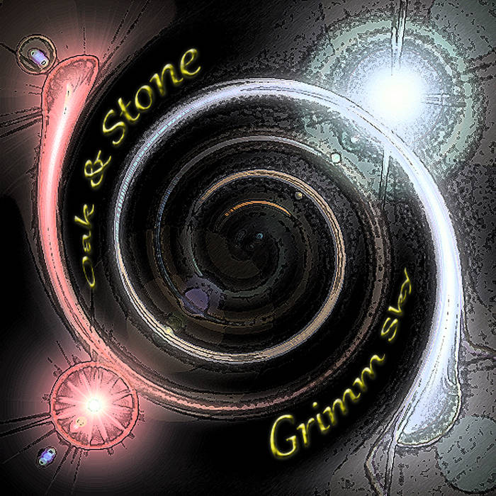 Grimm Sky EP cover art