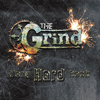Very Hard Rock EP cover art