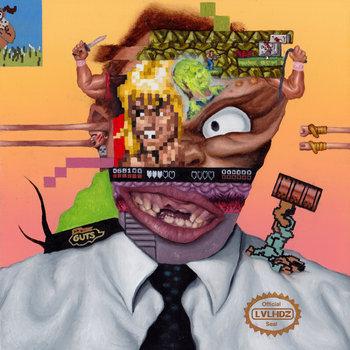 Super Aggro Crag Zone cover art