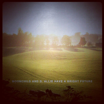 Moonchild Presents: Bright Future Instrumentals (2013) cover art