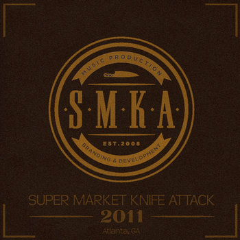 Super Market Knife Attack 2011 cover art