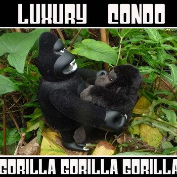 Gorilla Gorilla Gorilla cover art