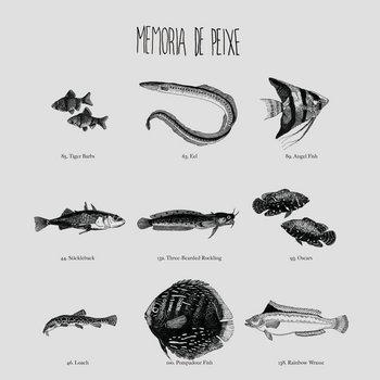 Memória de Peixe cover art